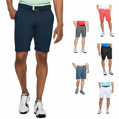 Under Armour Mens Takeover Taper Mid Length Golf Shorts 42% OFF RRP