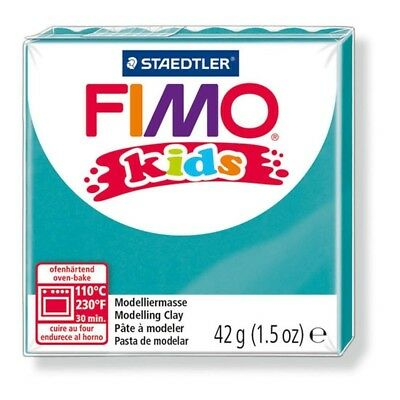 Fimo Kids 42g Flesh - Clay Modelling Oven Polymer Bake 24 Colours Form Play