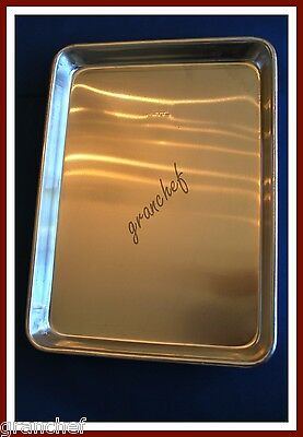"Baking Sheet Pan 9.5"" x 13"" x 1"" Heavy Weight Aluminum ~Commercial Grade  - New"