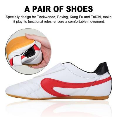 New Unisex Taekwondo Kung Fu Karate Tai Chi Training Shoes Footwear Sneakers