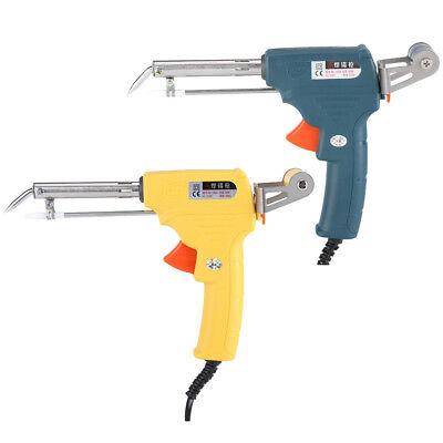 220V 60W Automatic Electric Welding Soldering Iron Temperature Gun Solder Tool G