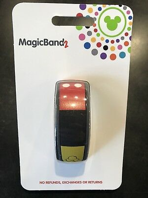 I Am Mickey Magic Band 2 Disney Parks Link It Later NEW