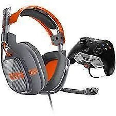 Astro A40 Headset - Light Grey/Orange (No Mixamp)