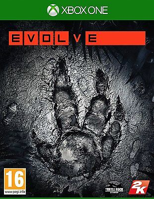 Xbox One Game Evolve Incl. Monster Extension Package New