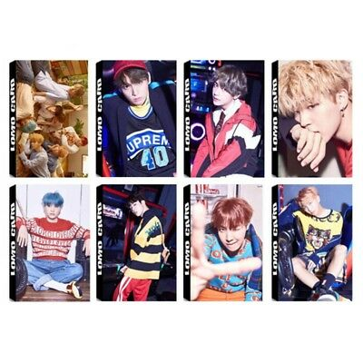 30x Pop BTS Boys Love Yourself Collective Photo POP Poster Lomo Cards 97k AU