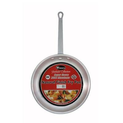 Winco - AFP-7A - Gladiator 7 in Aluminum Fry Pan