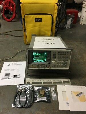 Agilent HP Cable TV Analyzer 8591C 1MHz-1.8GHz
