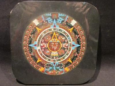 Sunstone or Aztec Calendar Lovely Wall Hanging Unopened in Package