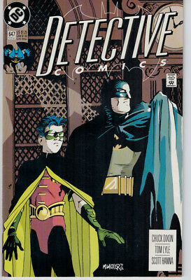 Detective Comics #647 (1992) VF/NM 9.0 1st appearance of Spoiler/Stephanie Brown