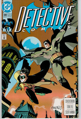 Detective Comics #648 (1992) NM- 9.2 1st full appearance of the Spoiler!