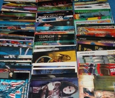 Trading Cards Promotional Preview & Box Toppers Various Issues  - Select Card