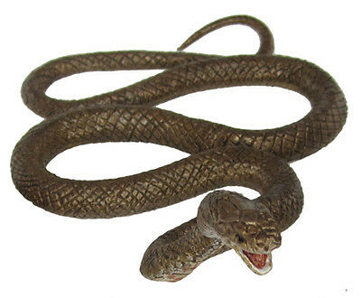 NEW Australian Eastern Brown Snake Model authenticated by Healesville Sanctuary