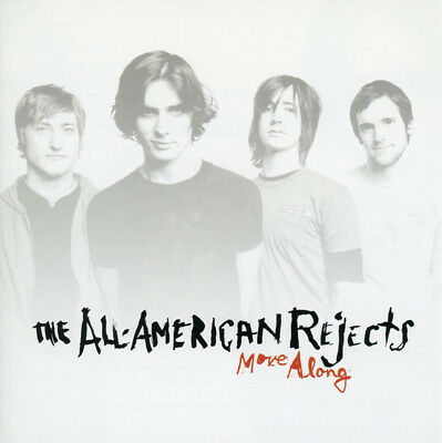 The All-American Rejects ‎– Move Along CD Interscope Records 2005 NEW
