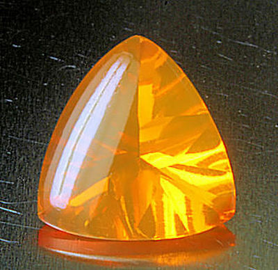 super        FEUEROPAL / FIRE OPAL        Bufftop        1,21 ct