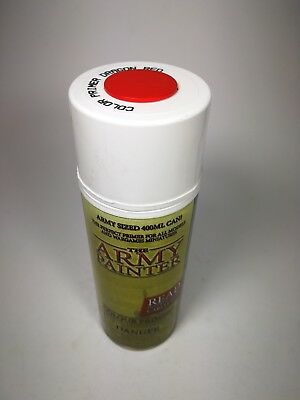 Color Primer - Dragon Red - Army Sized 400 ml CAN / Sprühdose