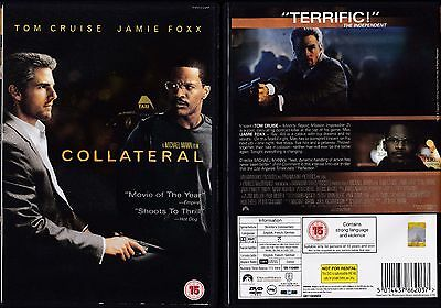 Collateral (DVD 2004 / 2005) Tom Cruise Jamie Foxx
