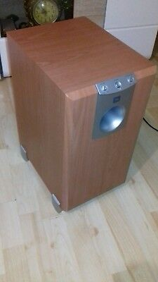 subwoofer quadral sub aktiv subwoofer eur 40 00. Black Bedroom Furniture Sets. Home Design Ideas