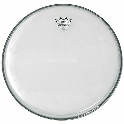 """Remo Remo - Powerstroke 4 Clear 12"""", Tom Batter"""
