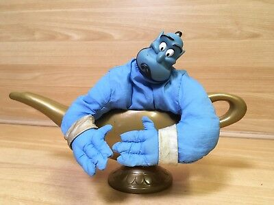 Disney Aladdin Plush Genie of the Lamp Mattel Soft Toy