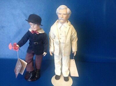 THE MARK TWAIN TOM SAWYER SERIES BY EFFANBEE Collection
