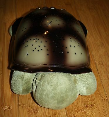 Green Cloud B Twilight Turtle Constellation Night Light Red Blue & Green Works