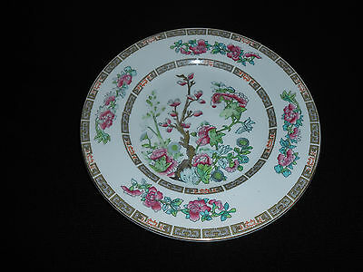 "Vintage John Maddock & Sons Ltd Royal Vitreous - Indian Tree England 8"" Plate"