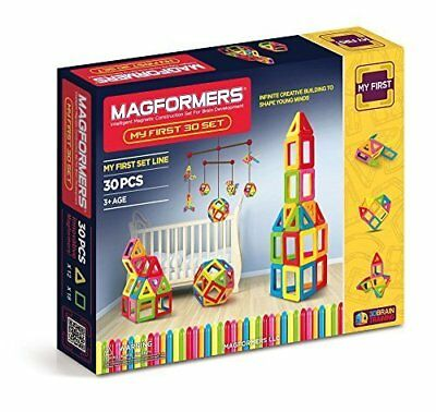 NEW Magformers My First 30 PC Set
