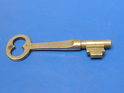 Vintage #10 Steel Skeleton Key,Lot of 1,USED