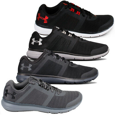 Under Armour Mens UA Fuse FST Running Fitness Gym Trainers Shoes