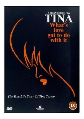 Tina - Whats Love Got To Do With It (1993) [New DVD]
