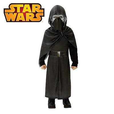 COSTUME Carnevale KYLO REN DELUXE Star Wars RUBIE'S NEW Carnival Nuovo Halloween
