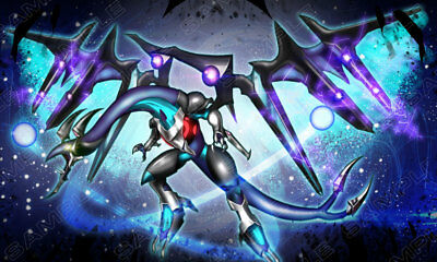 Tappetino Drago Ribellione Oscura / Dark Rebellion Dragon ☻ Playmat  YUGIOH