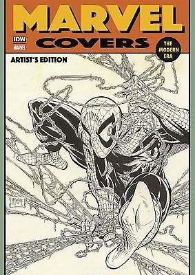 Marvel Covers the Modern Era Artist Edition McFarlane Variant IDW Marvel HC