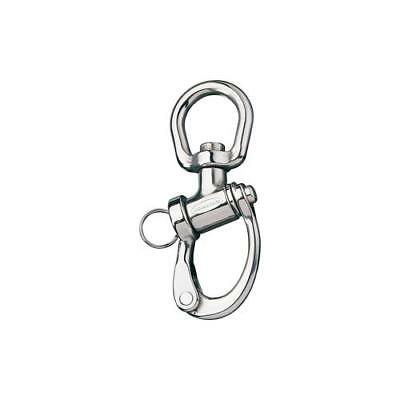 """Ronstan Trunnion Snap Shackle Large Swivel Bail - 122Mm(4-3/4"""") Length"""