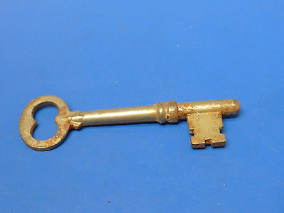 Vintage #28 Steel Skeleton Key,Lot of 1,USED