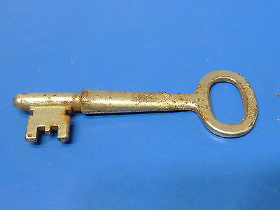 Vintage Yale & Towne #167 Steel Skeleton Key,Lot of 1,USED