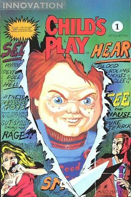 Child's Play #1 (Innovation 1991) Chucky