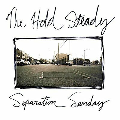 Hold Steady-Separation Sunday (Dlx)  Cd New