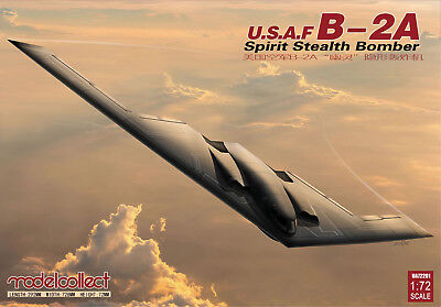 MODELCOLLECT UA72201 USAF B-2A Spirit Stealth Bomber in 1:72