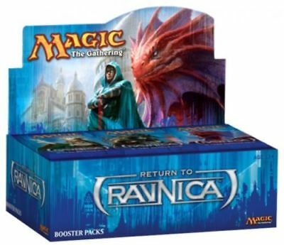 BOX 36 Buste Magic RITORNO A RAVNICA - RETURN TO RAVNICA english Mtg Booster RTR