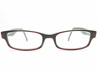 059a897d59e Neostyle College 382 455 Red Rectangular EYEGLASSES FRAMES 52-17-140 TV6  21470