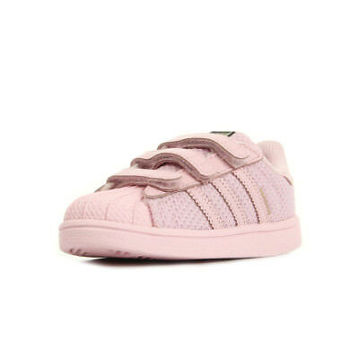 adidas fille superstar rose