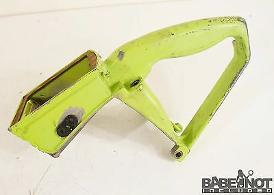 REAR HANDLE Poulan 361 Vintage Chainsaw Green Main Hand Body Case Holder Part