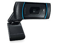 NEW! Logitech 960-000684 Webcam B910 HD USB
