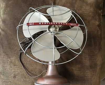 WESTINGHOUSE Fan Cat No. 10 LD 2  Part No. Y-35441 Made USA