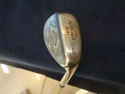 Callaway Steel Core Hickory Stick Approach Iron BAAPI Tony Manzoni Golf Club