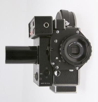 Bolex H16 SB 16mm Movie Camera with Norris Motor Drive and SCC 300