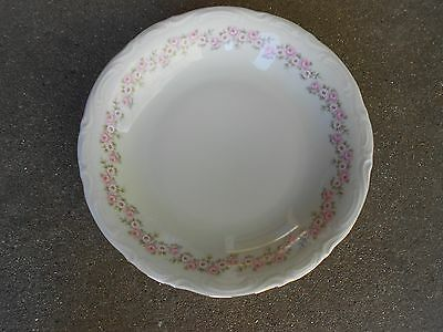 "Mitterteich Bavaria ""Lady Beatrice""  8"" SOUP BOWL  Germany"