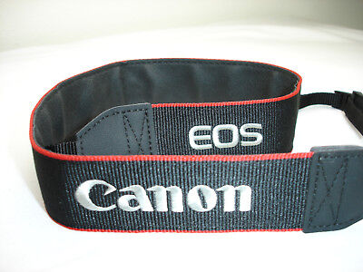CANON EOS CAMERA NECK STRAP for Rebel T5i T3i 70D T4i 7D 60D 5D Mark III 1Ds 1DX