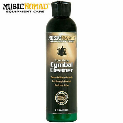 Music Nomad Groove Juice Cymbal and Drum Hardware Cleaner Spray